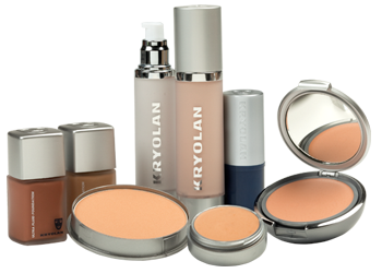 foundation kryolan professional make up