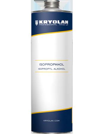 Isopropyl Alcohol 1000 ml | Kryolan - Professional Make-up