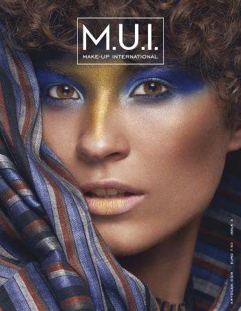Make Up International Magazin 3 Arabisch Kryolan Professional